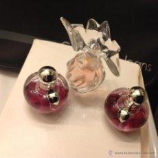 Miniaturas de perfumes antiguos: SURTIDO DE TRES PERFUMES MINIATURA NINA RICCI. Lote 47597984