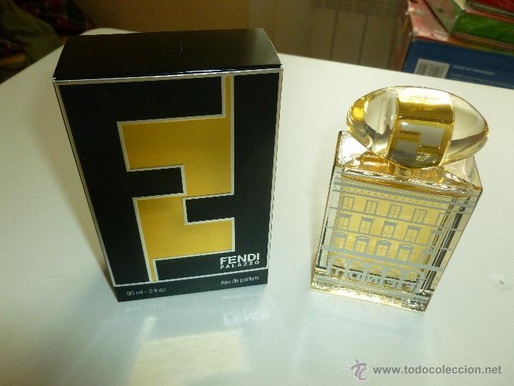 Perfume De Mujer Fendi Palazzo 90 Ml Como Nuev Sold Through