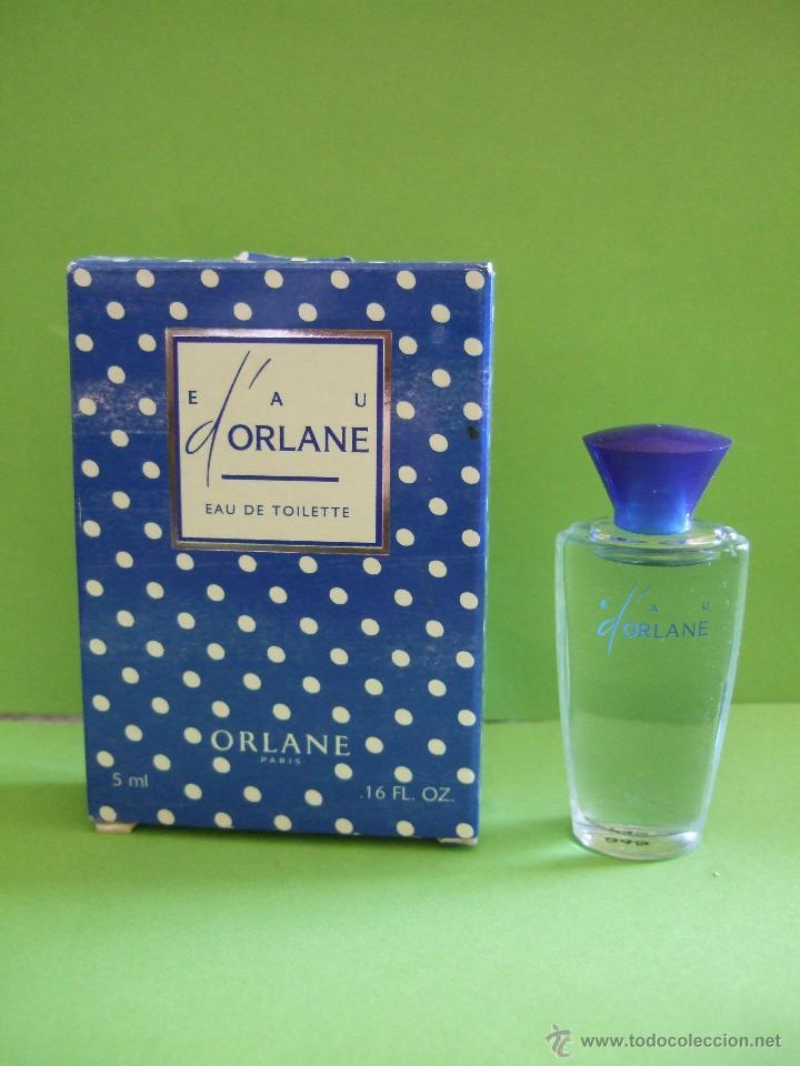 MINIATURA ORLANE - 5 ML EAU D'ORLANE - EAU DE TOILETTE - CON CAJA ORIGINAL (Coleccionismo - Miniaturas de Perfumes)