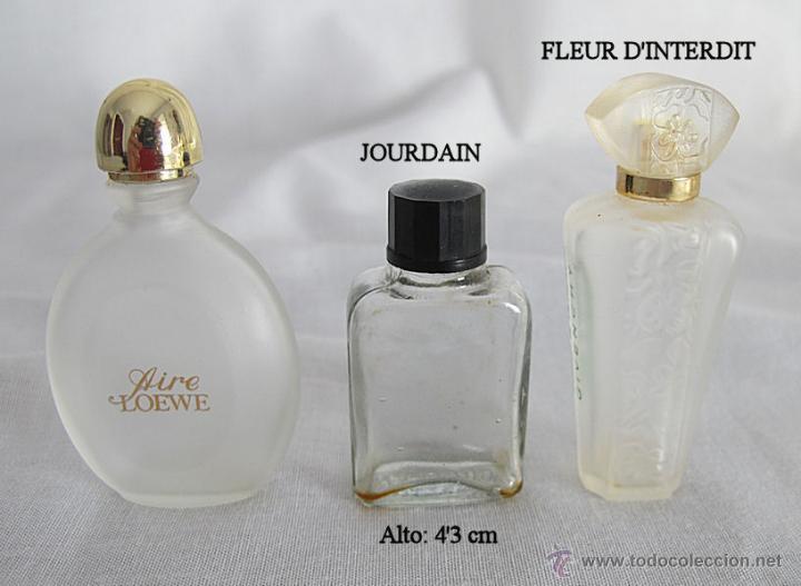 Miniaturas de perfumes antiguos: LOTE DE 38 MINIATURAS DE PERFUME DIOR GIVENCHY LANCOME CARTIER Y OTRAS - Foto 7 - 115775716