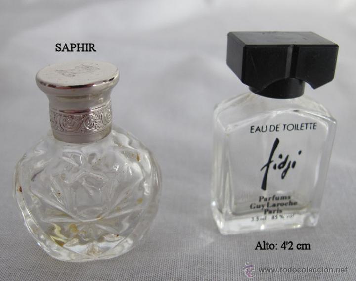 Miniaturas de perfumes antiguos: LOTE DE 38 MINIATURAS DE PERFUME DIOR GIVENCHY LANCOME CARTIER Y OTRAS - Foto 14 - 115775716
