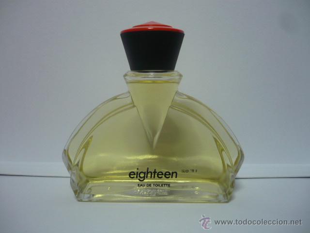 COLONIA EIGHTEEN DE PUIG 100ML-DESCATALOGADA (Coleccionismo - Miniaturas de Perfumes)