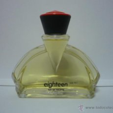 Miniaturas de perfumes antiguos: COLONIA EIGHTEEN DE PUIG 100ML-DESCATALOGADA. Lote 49170579
