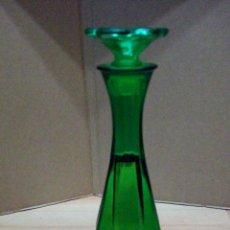 Miniaturas de perfumes antiguos: EMERALD BUD VASE -COLONIA-AVON-90 CC-COMPLETA. Lote 50614088