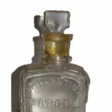 Miniaturas de perfumes antiguos: ANTIGUA BOTELLA DE CRISTAL PARIS- FINALES SIGLO XIX. Lote 50876151