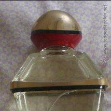 Miniaturas de perfumes antiguos: GUERLAIN - SAMSARA- (17 CMS ALTO)-EAU DE PARFUM-DESCATALOGADO. Lote 133019731