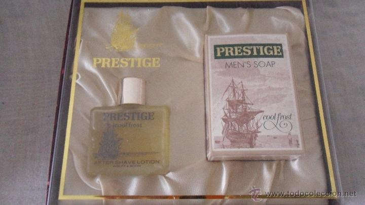 PRESTIGE AFTER SHAVE (Coleccionismo - Miniaturas de Perfumes)