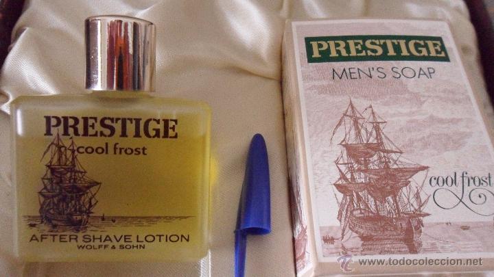 Miniaturas de perfumes antiguos: Prestige After shave - Foto 2 - 53632621