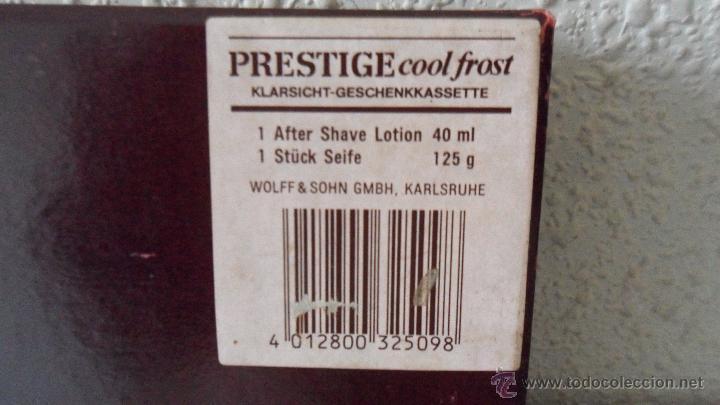 Miniaturas de perfumes antiguos: Prestige After shave - Foto 3 - 53632621