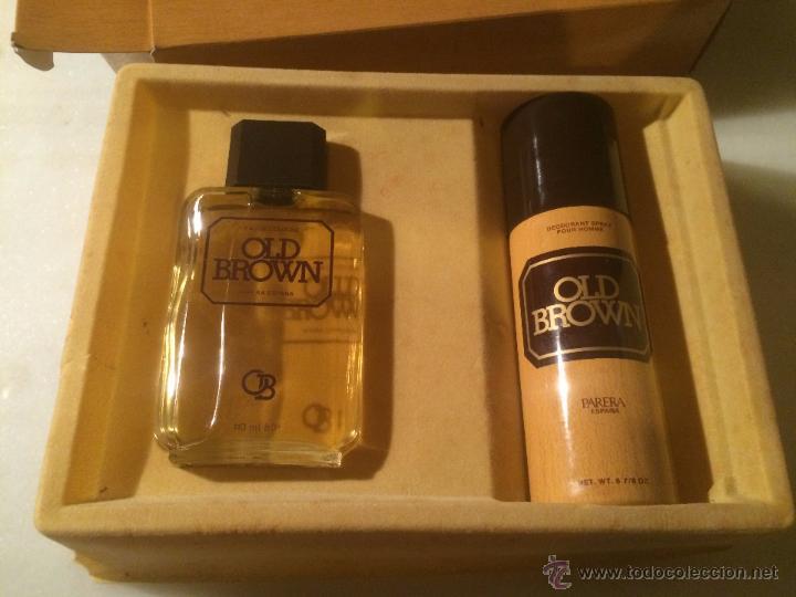 antigua colonia / perfume y espray desodorante - Comprar Miniaturas ...