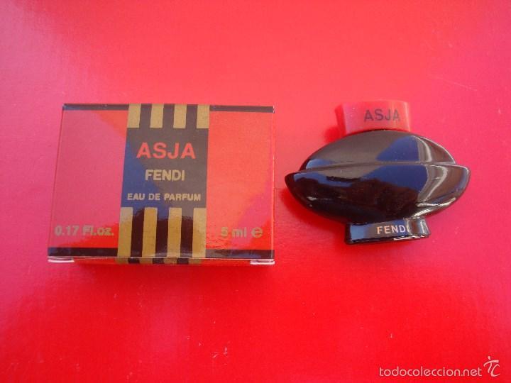 Miniatura De Perfume Asja De Fendi Original Y Kaufen Miniaturen
