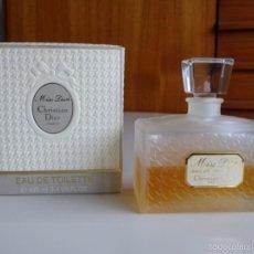 Miniaturen von alten Parfümen - Vintage. Eau de Toilette Miss Dior, Christian Dior en su caja 100ml. 1992. - 56171071