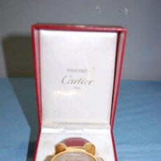 Miniaturas de perfumes antiguos: MINIATURA PERFUME PANTHERE DE CARTIER. Lote 56701237