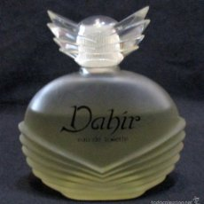 Miniaturas de perfumes antiguos: DAHIR, EAU DE TOILETTE,. Lote 209888936