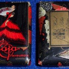 Miniaturas de perfumes antiguos: JABON MAJA - MYRURGIA. Lote 58559714