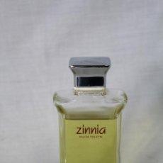 Miniaturas de perfumes antiguos: COLONIA ZINNIA - PUIG - 100 ML . Lote 58885186