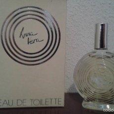 Miniaturas de perfumes antiguos: EAU DE TOILETTE ANNA VERA . 30 ML. PERFUMERIA VERA ESPAÑA. Lote 59021035