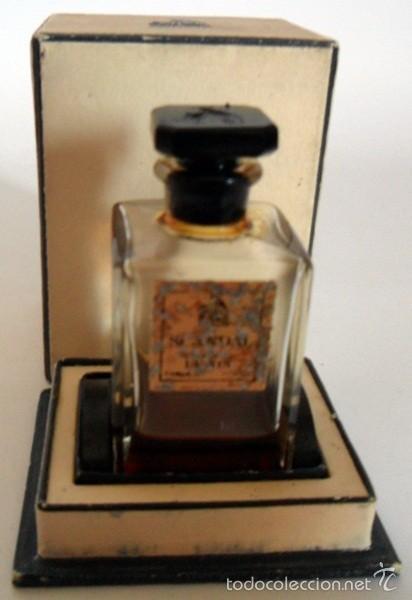 PERFUME LANVIN PARIS SCANDAL EXTRAIT (Coleccionismo - Miniaturas de Perfumes)