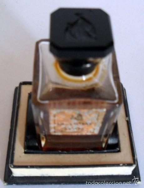 Miniaturas de perfumes antiguos: PERFUME LANVIN PARIS SCANDAL EXTRAIT - Foto 3 - 59760388