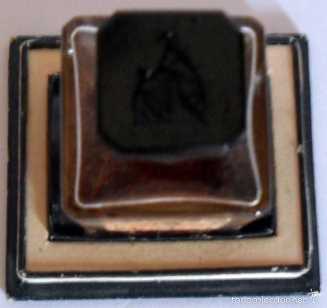 Miniaturas de perfumes antiguos: PERFUME LANVIN PARIS SCANDAL EXTRAIT - Foto 4 - 59760388