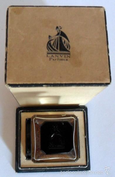 Miniaturas de perfumes antiguos: PERFUME LANVIN PARIS SCANDAL EXTRAIT - Foto 5 - 59760388
