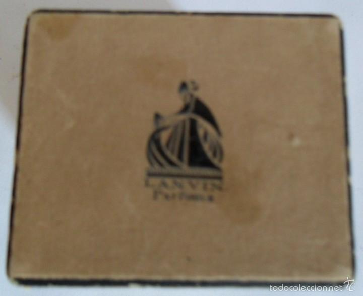 Miniaturas de perfumes antiguos: PERFUME LANVIN PARIS SCANDAL EXTRAIT - Foto 9 - 59760388