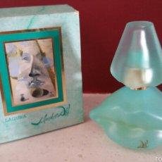 Miniaturas de perfumes antiguos: LAGUNA SALVADOR DALI 50 ML. Lote 59887921