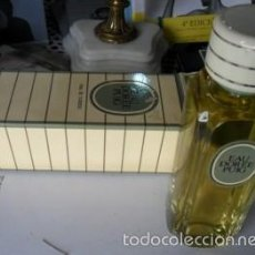 Miniaturas de perfumes antiguos: COLONIA EAU DOREE PUIG, 100 ML. Lote 60923331