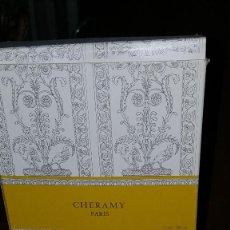 Miniaturas de perfumes antiguos: EXCEPCIONAL BOTELLA DE PERFUME ESPACE. Lote 61465351