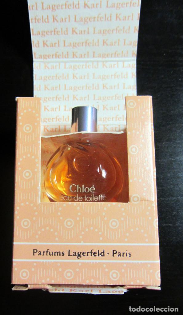 dc391594d582b Miniatura perfume chloé parfums lagerfeld paris - Vendido en Venta ...
