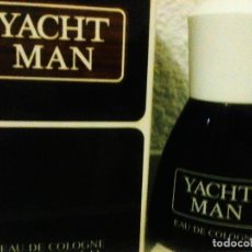 Miniaturas de perfumes antiguos: YATCHMAN EDT 200 ML DE MYRURGIA,. Lote 61508851