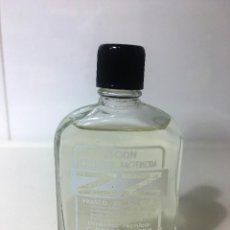 Miniaturas de perfumes antiguos: LOCION INSECTICIDA BACTERICIDA ZZ DE COOPER-ZELTIA S.A. PONTEVEDRA. Lote 63108688