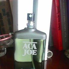 Miniaturas de perfumes antiguos: ACA JOE EAU DE COLOGNE TOILETTE 50 ML - MYRURGIA SPRAY. Lote 64849399