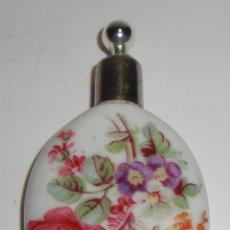 Miniaturas de perfumes antiguos: (TC-114) IMPRESIONANTE Y DIFICIL PERFUMERO CON PUBLICIDAD AUTOMOVILES RENAULT MALLORCA VER FOTO. Lote 66261894