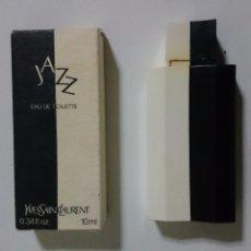 Miniaturas de perfumes antiguos: JAZZ YVES SAINT LAURENT. Lote 66853114