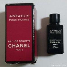 Miniaturas de perfumes antiguos: ANTAEUS FOR MEN CHANEL. Lote 66853934