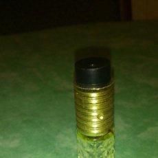 Miniaturas de perfumes antiguos: ANTIGUO PERFUMERO DE MUJER PARA EL BOLSO DE CRISTAL,MADE IN FRANCE.. Lote 67515677