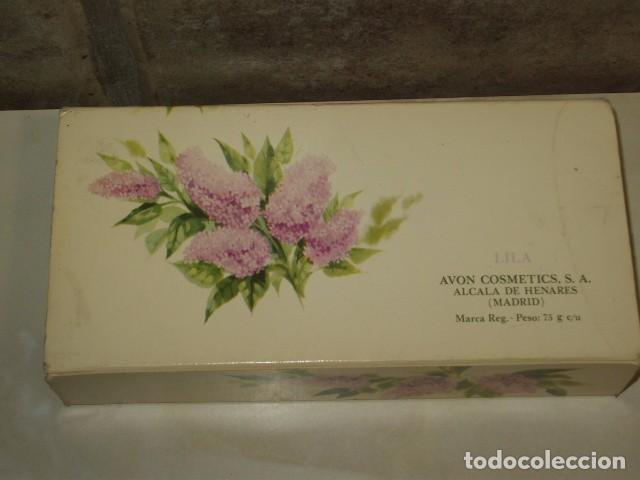 Miniaturas de perfumes antiguos: JABON AVON,CAJA DE 3 JABONES AVON. - Foto 4 - 67864769