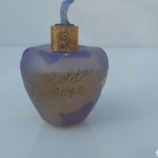 Miniaturas de perfumes antiguos: LOLITA LEMPICKA EAU LEGERE LIGHT FRAGANCE 100 ML.. Lote 68019055