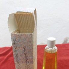 Miniaturas de perfumes antiguos: ANTIGUO FRASCO DE AGUA LAVANDA A. PUIG. EN SU CAJA ORIGINAL AÑOS 50-60. Lote 68065933
