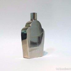 Miniaturas de perfumes antiguos: ANTIGUO PERFUMERO EN METAL CROMADO ART DECO- PRINCIPIOS S.XX. Lote 50948499