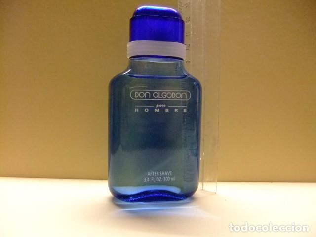 DON ALGODON 100 ML SIN CAJA / PARA DESPUÉS DEL AFEITADO AFTER SHAVE (Coleccionismo - Miniaturas de Perfumes)