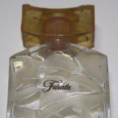 Miniaturas de perfumes antiguos: FRASCO FARALA - GAL - AÑOS 80 - VACÍO - PEQUEÑO. Lote 79940529