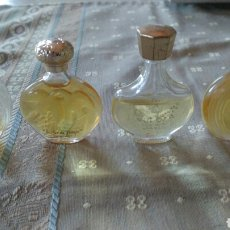 Miniaturas de perfumes antiguos: LOTE PERFUMES NINA RICCI. Lote 80059366