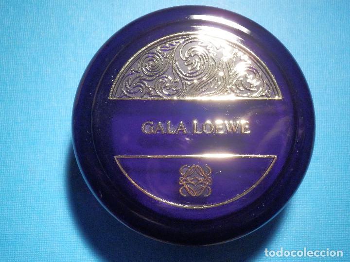 Miniaturas de perfumes antiguos: Antigua Pastilla de Jabón - Loewe - Gala - Nueva sin descrepintar en su caja original - - Foto 6 - 80363313