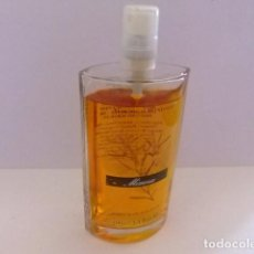 Miniaturas de perfumes antiguos: COLONIA EAU DE TOILETTE MIMOSA 100 ML SPRAY SIN CAJA. Lote 80750710