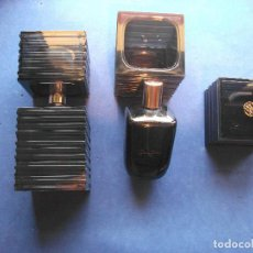 Miniaturas de perfumes antiguos: FRASCOS COLONIA (2) SEAN JOHN (UNFORGIVABLE) PDELUXE. Lote 81655960