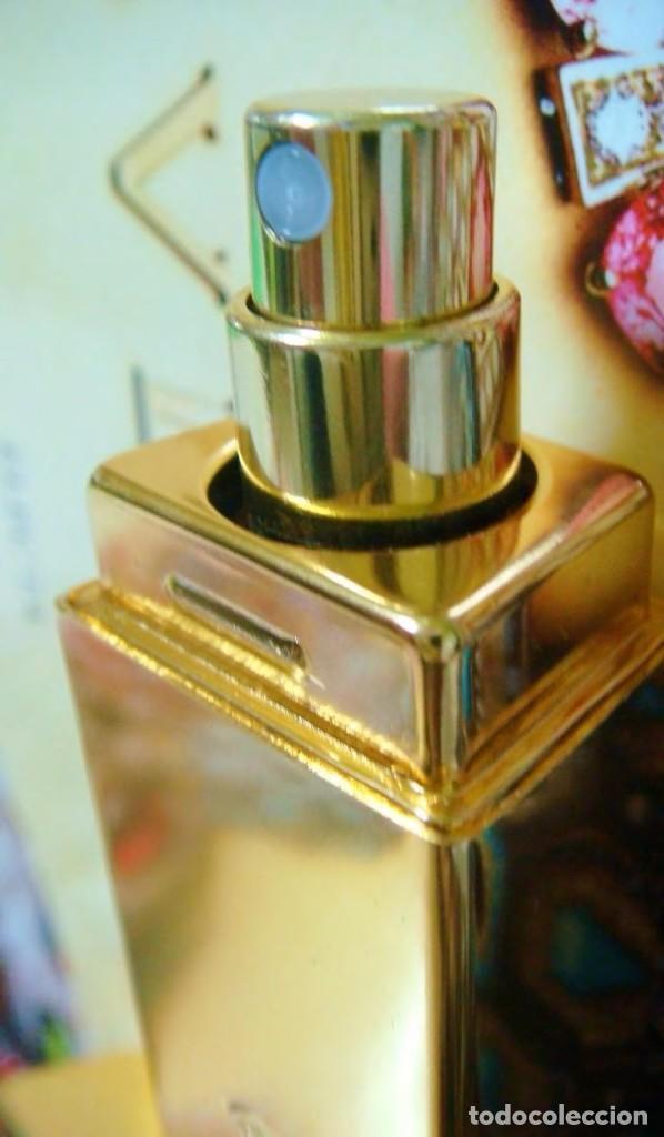 Miniaturas de perfumes antiguos: x4 PERFUMEROS + 1 MINIATURA LLAVERO (VINTAGE) - Foto 8 - 82014916