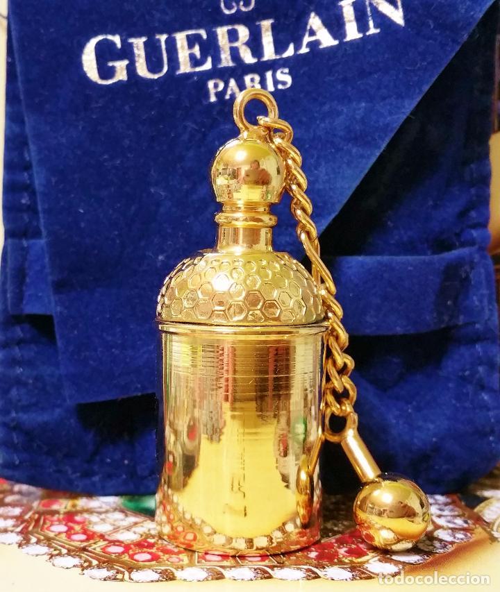 Miniaturas de perfumes antiguos: x4 PERFUMEROS + 1 MINIATURA LLAVERO (VINTAGE) - Foto 40 - 82014916