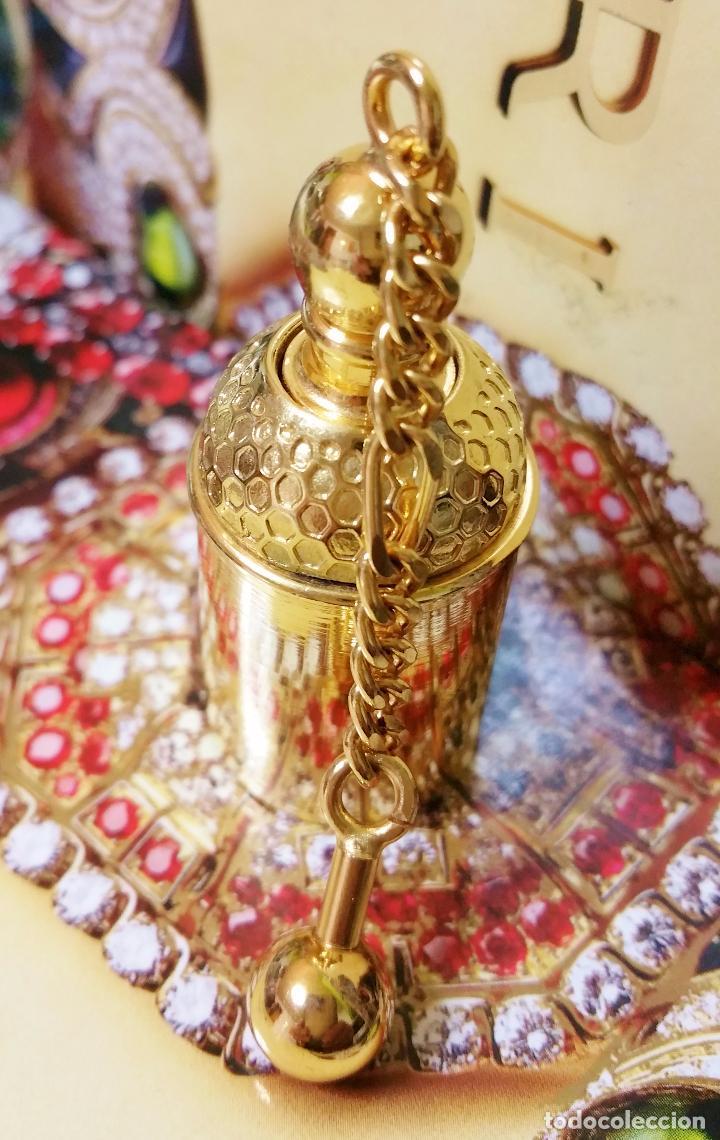 Miniaturas de perfumes antiguos: x4 PERFUMEROS + 1 MINIATURA LLAVERO (VINTAGE) - Foto 43 - 82014916